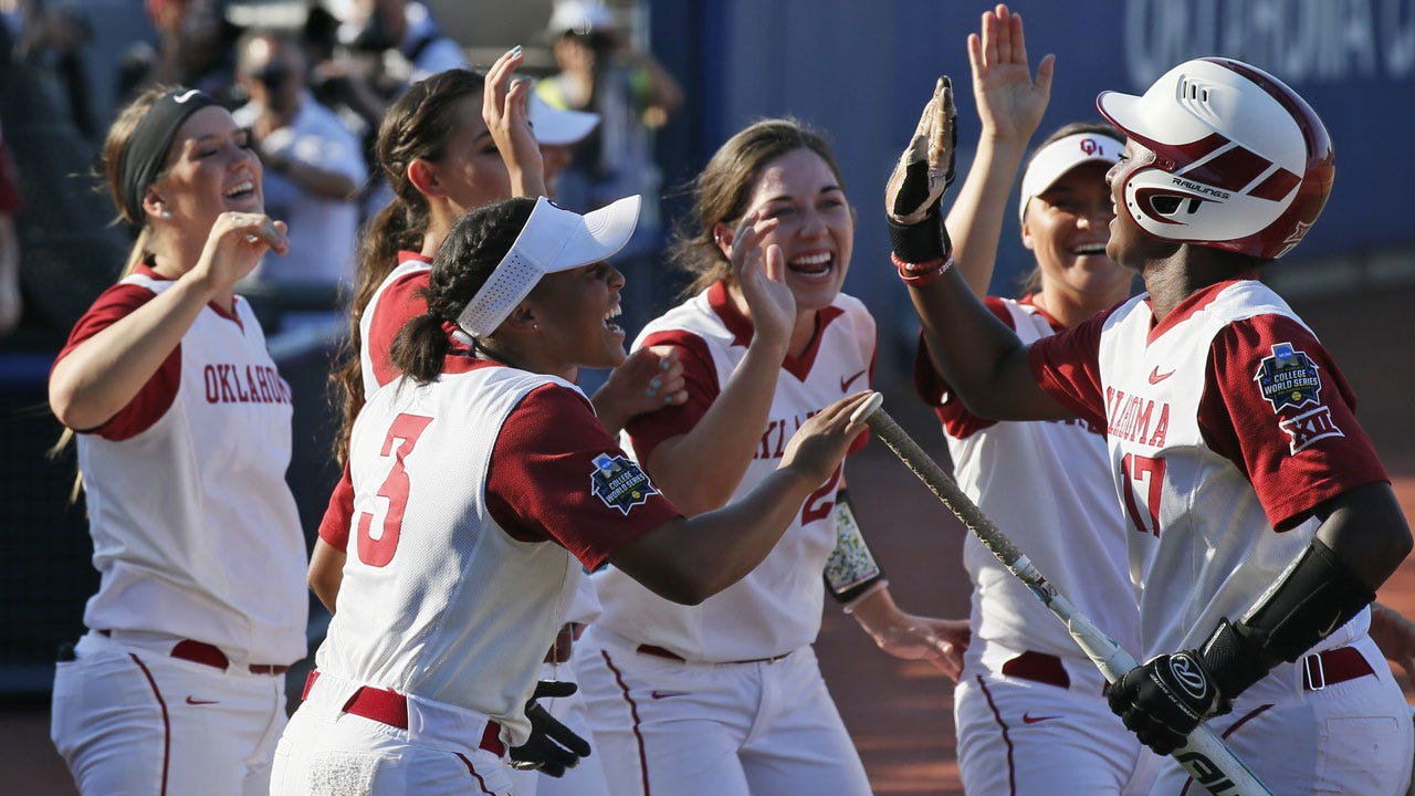 OU Softball Claims Third National Title With 2-1 Win Over Auburn