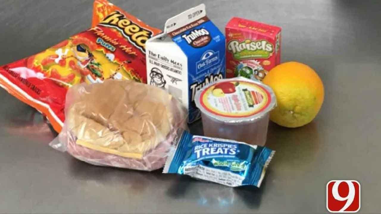 Putnam City Kids Get Summer Lunches