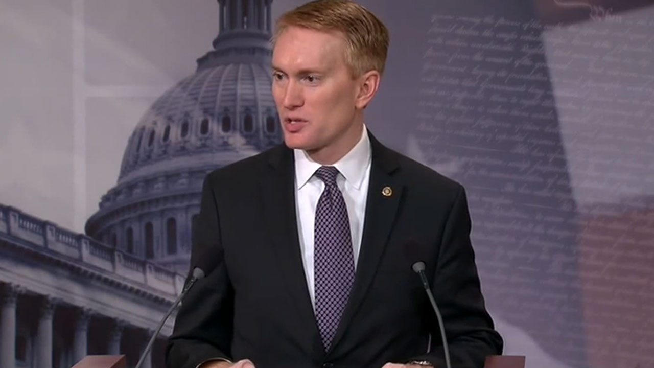 Sen. James Lankford To Lead Hearing On Transgender Bathroom Issue