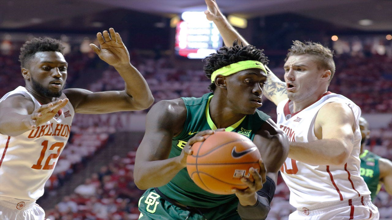 Sooners Hold Off Baylor To Secure Senior Night Win