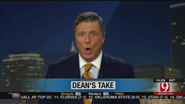 Dean Predicts OU-ISU Game & Says Big Men Are Key