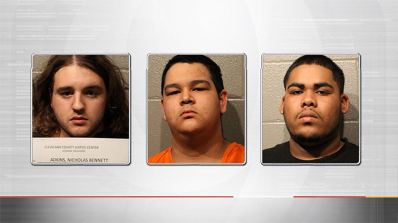 Formal Charges Filed Against 3 Arrested In Deadly Home Invasion In Cleveland Co.