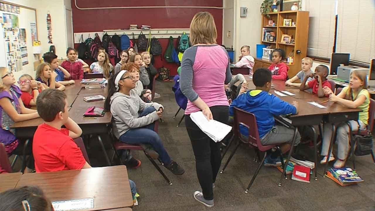 School Deregulation Bill Passes In Oklahoma Senate