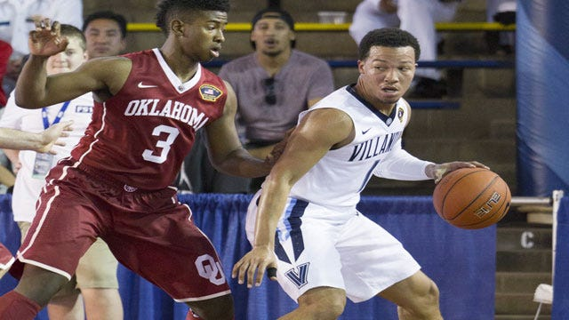 Dean's Blog: Could Christian James Be OU's X-Factor?