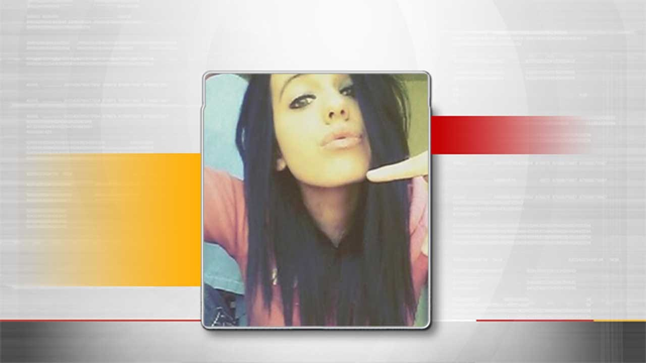 Mustang Police Search For Missing Runaway Girl