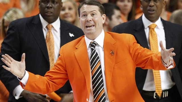 Oklahoma State & Head Basketball Coach Travis Ford Officially Parting Ways