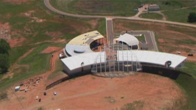 Oklahoma City Reaches Agreement On American Indian Cultural Center