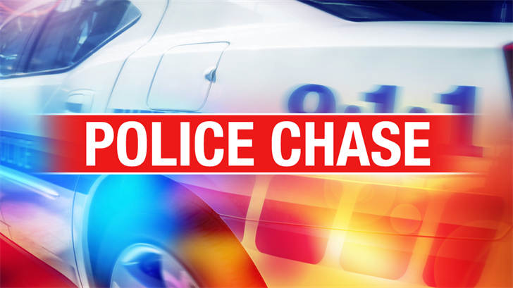 Woman Arrested After Leading Police On Early-Morning Chase
