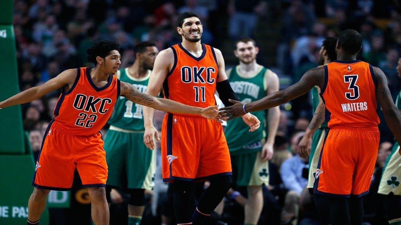 Boston Beatdown: Thunder Blast Celtics For Its Second Straight Blowout Win