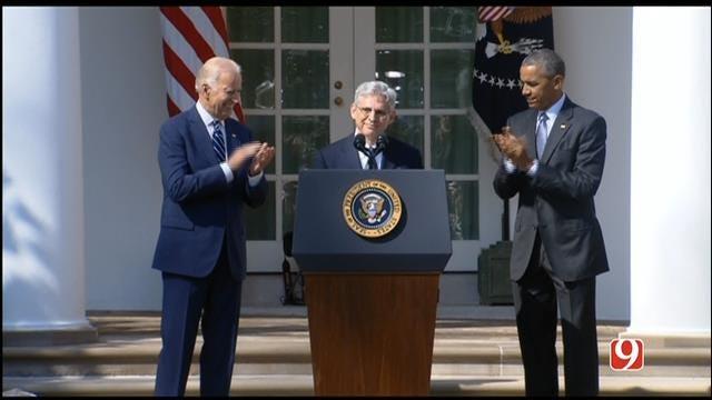 Obama Nominates Judge Merrick Garland To The Supreme Court