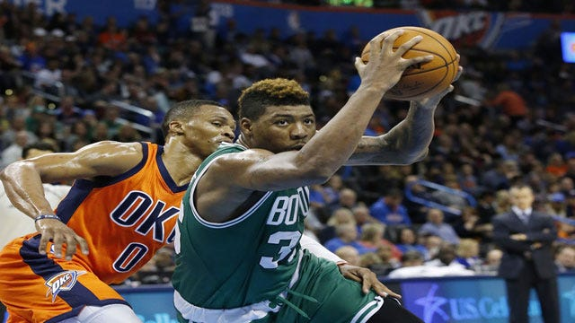 Thunder vs. Celtics Preview: Don't Get It Twisted