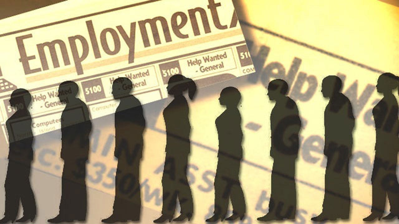 Unemployment Rate Drops To 3.7%, Lowest In Nearly Half A Century
