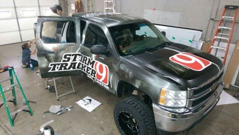 Ahead Of The Storm: Building A Storm Chasing Truck From The Ground Up