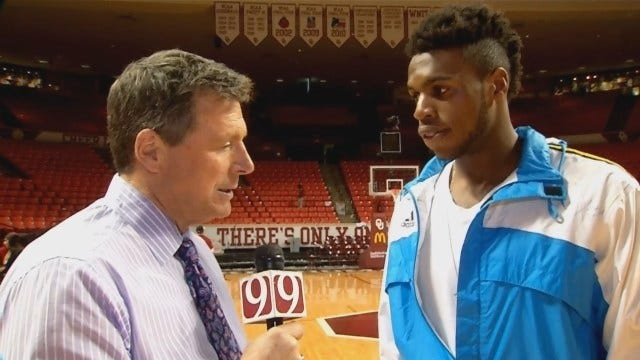 Dean's Blog: 1-On-1 With OU Superstar Buddy Hield