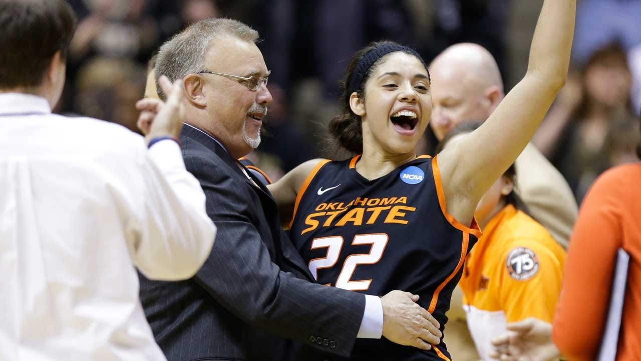Jim Littell, Brittney Martin Take Home Big 12 Coach, Player Of The Year Awards