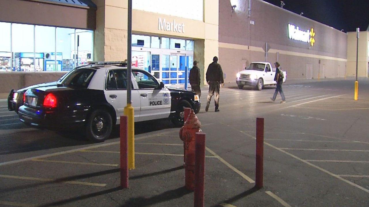 Police: Man Gets Carjacked At OKC Walmart
