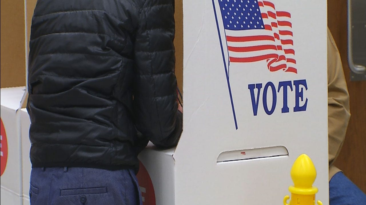 Record Number Of Oklahomans Cast Votes On Super Tuesday