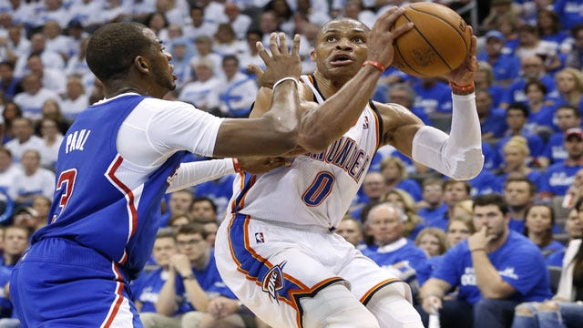 Thunder vs. Clippers Preview: Los Angeles Creeping Closer