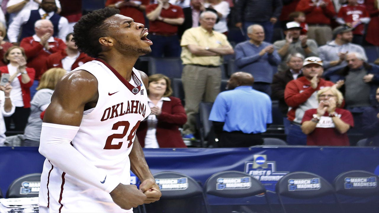 VCU-Later: Sooners Headed To Sweet 16 After Hield's 29-Point Second Half