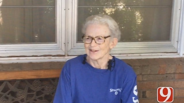 Elderly Woman Speaks Out After Being Attacked At Lake Overholser