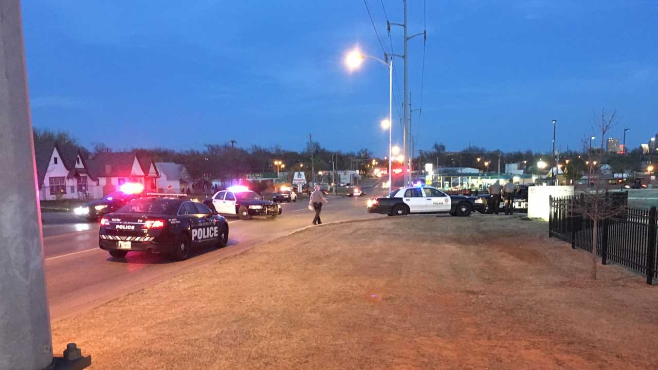 One Stabbed In NW OKC