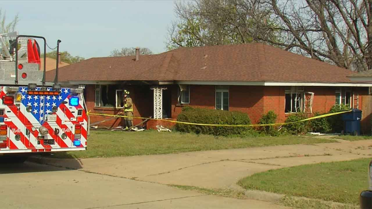 Family, Friends Grieving After Deadly OKC House Fire