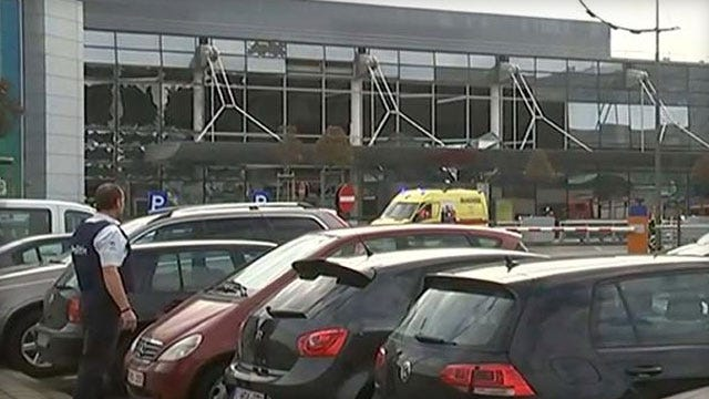 ISIS Claims Responsibility For Brussels Terror Attacks