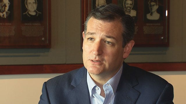 Ted Cruz Defends Call To Police U.S. Muslim Neighborhoods