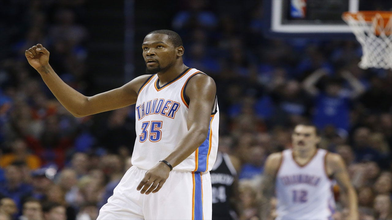 Thunder Easily Take Down Jazz For Sixth Straight Win