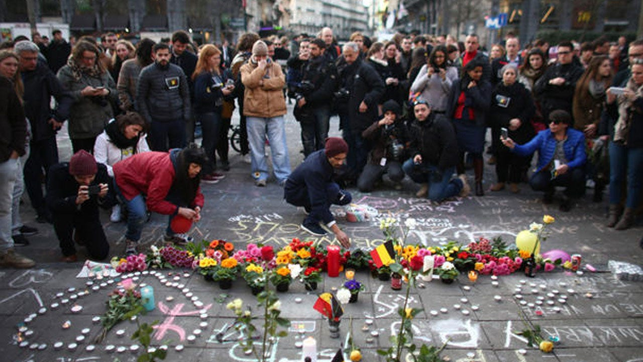 At Least 2 Americans Confirmed Killed In Brussels Attacks