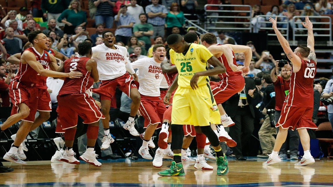 Final Four Bound: Hield's 37 Points Lead Sooners Past Ducks In Elite Eight