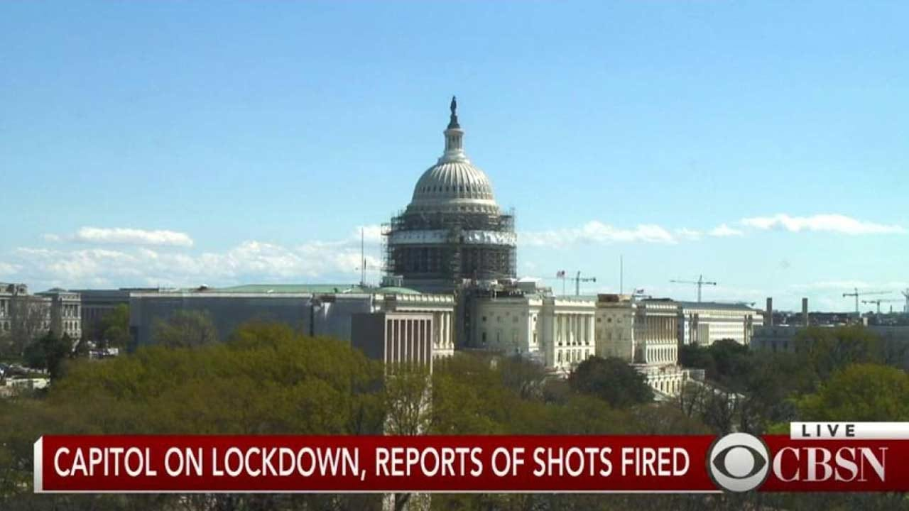 DC Police Department: Isolated Shooting Incident At U.S. Capitol