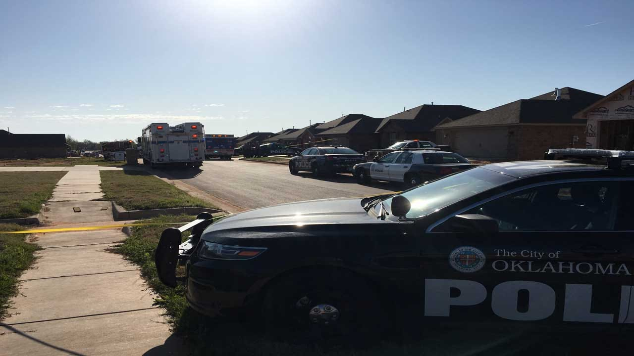 Investigation Continues Into Three Deaths At SW OKC Home