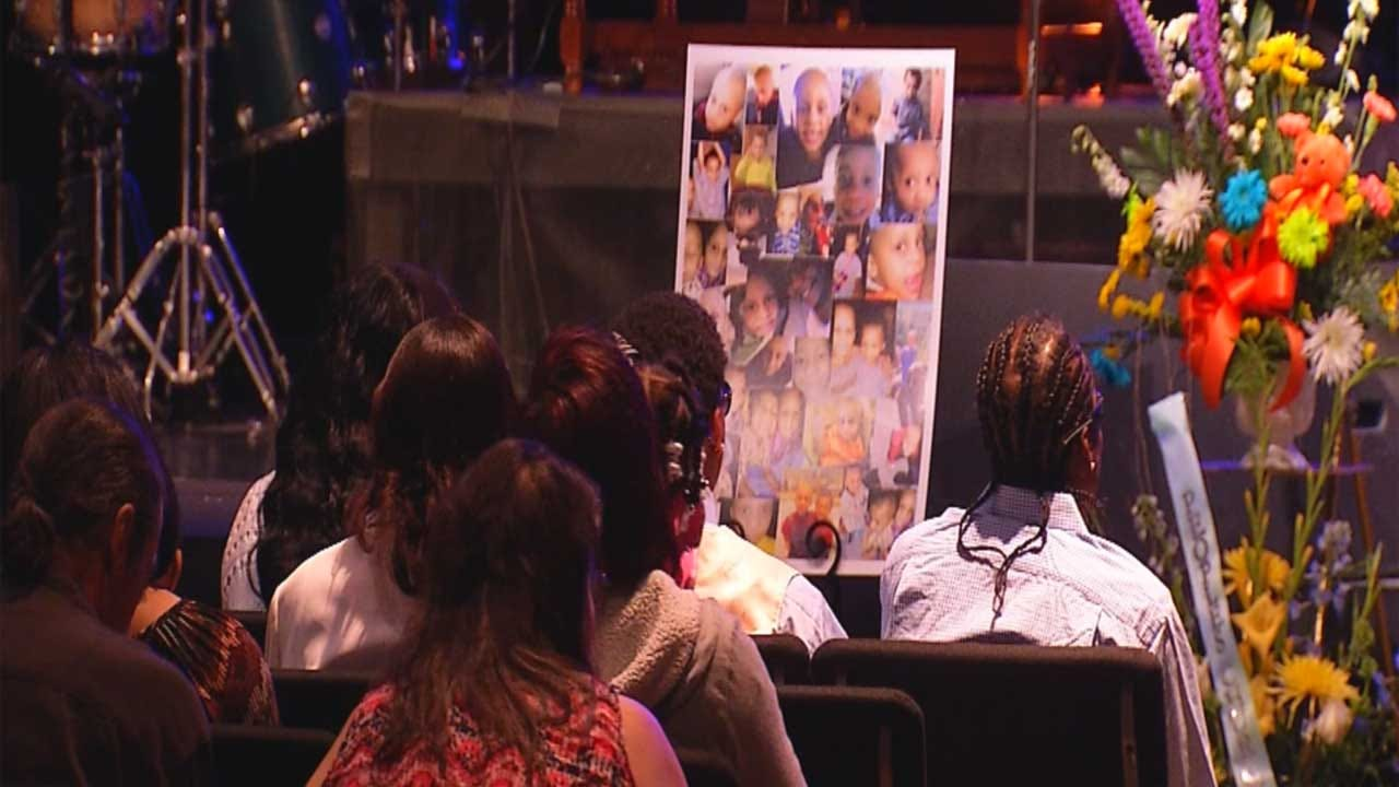Family, Friends Remember Two Boys Who Died In NE OKC House Fire