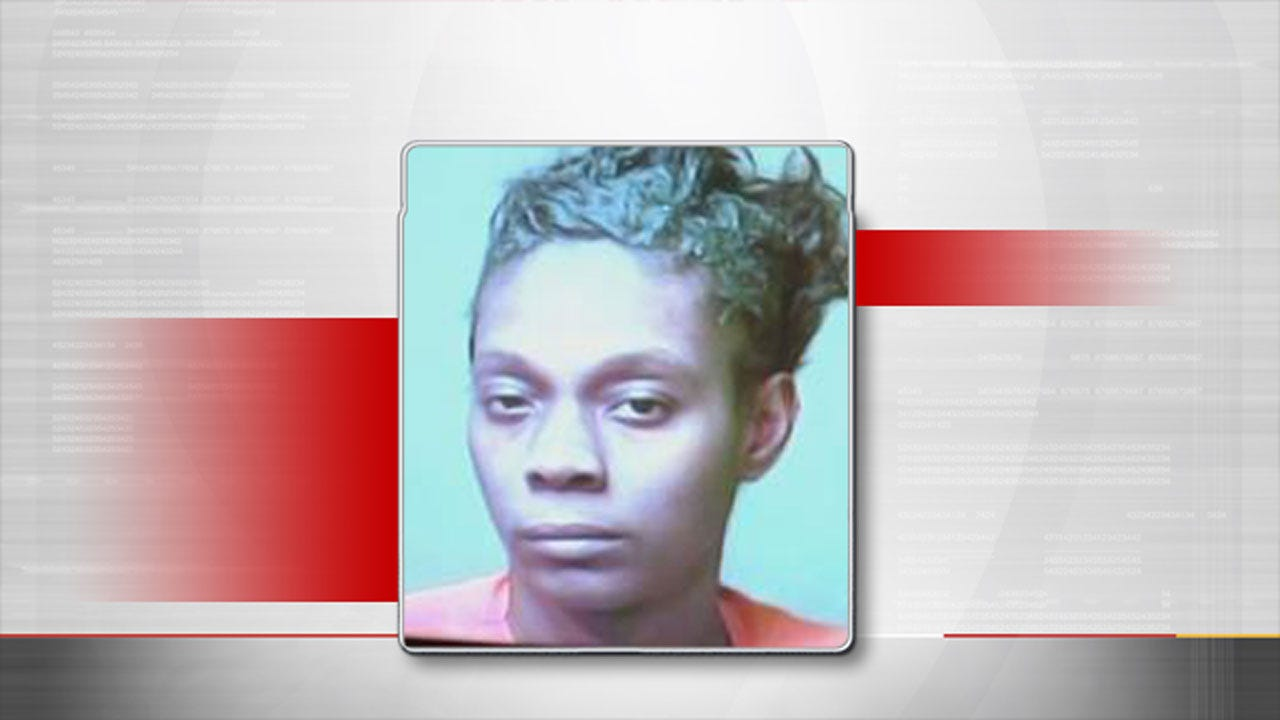 OKC Woman Charged With Stabbing Husband Of Two Weeks