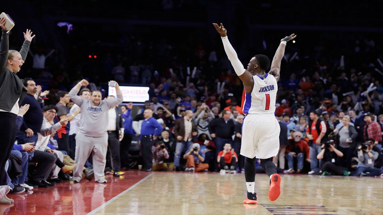 Streak Snapped: Thunder Fall To Pistons Without Durant & Ibaka