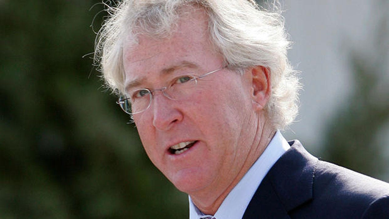 Department Of Justice To File Motion To Dismiss Case Against Aubrey McClendon