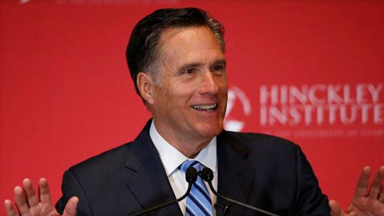 Mitt Romney: Donald Trump Is 'Very, Very Not Smart'