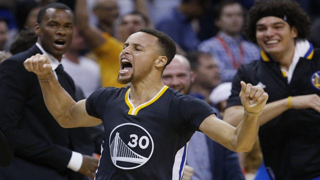 Thunder vs. Warriors Preview: Here We Go Again