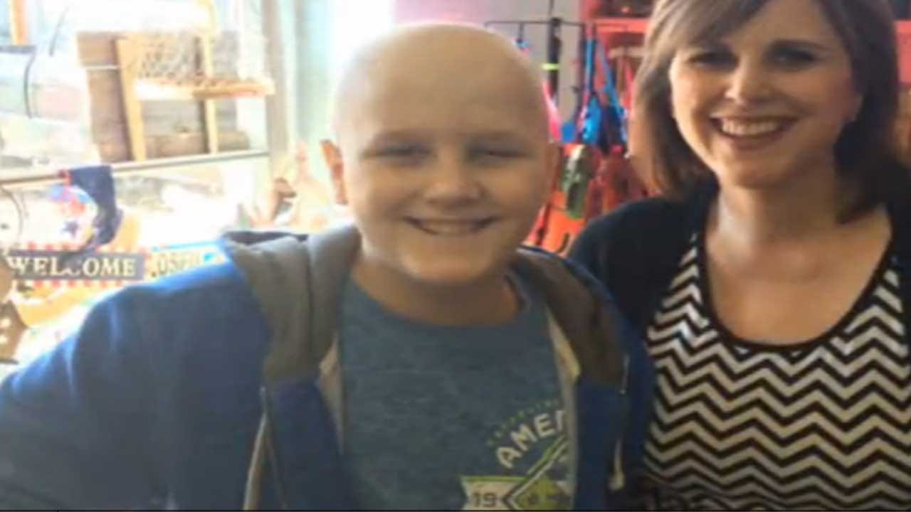 Upcoming Fundraiser For 11-Year-Old Shawnee Boy Battling Prostate Cancer