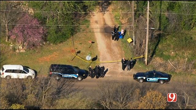 Authorities Investigate After Body Found In Nicoma Park
