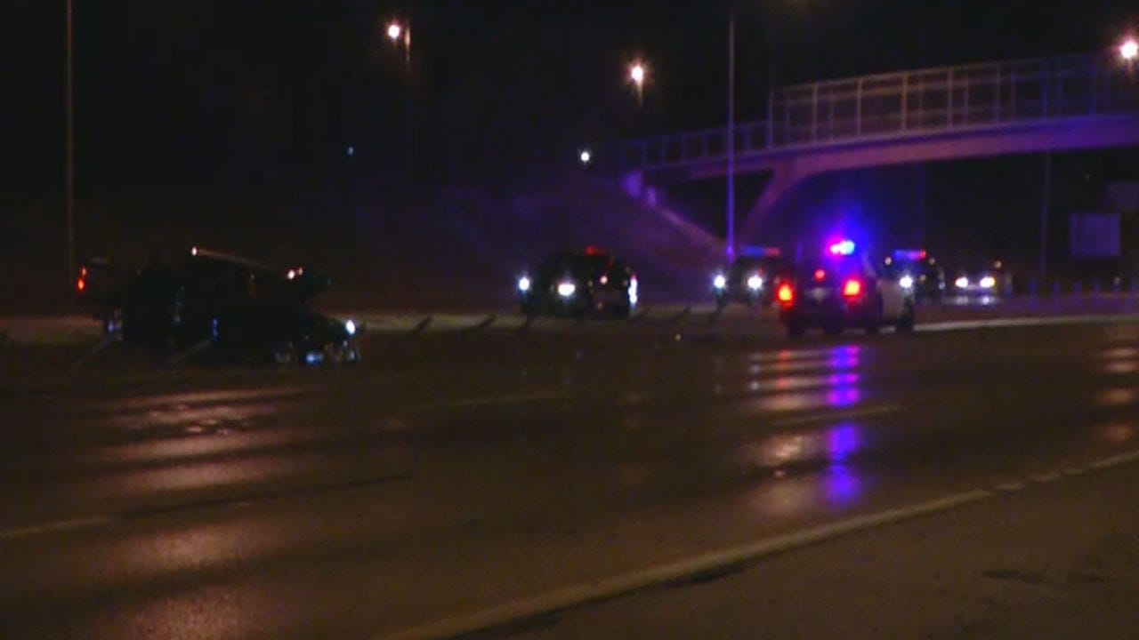 Three In Custody After Police Chase In OKC