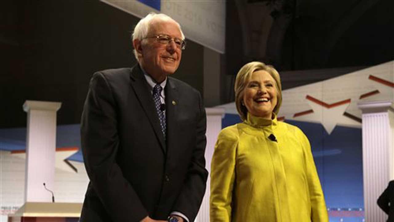 Bernie Sanders Wins Kansas, Nebraska Caucuses; Hillary Clinton Wins Louisiana Primary