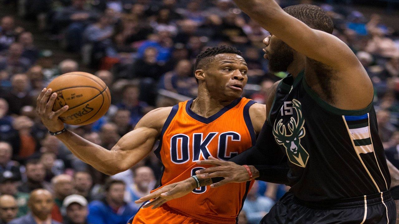 Thunder Blast The Bucks As Westbrook Records Tenth Triple-Double