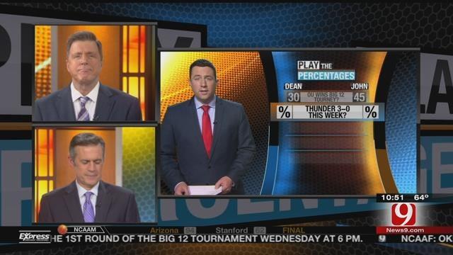 Oklahoma Ford Sports Blitz: March 6