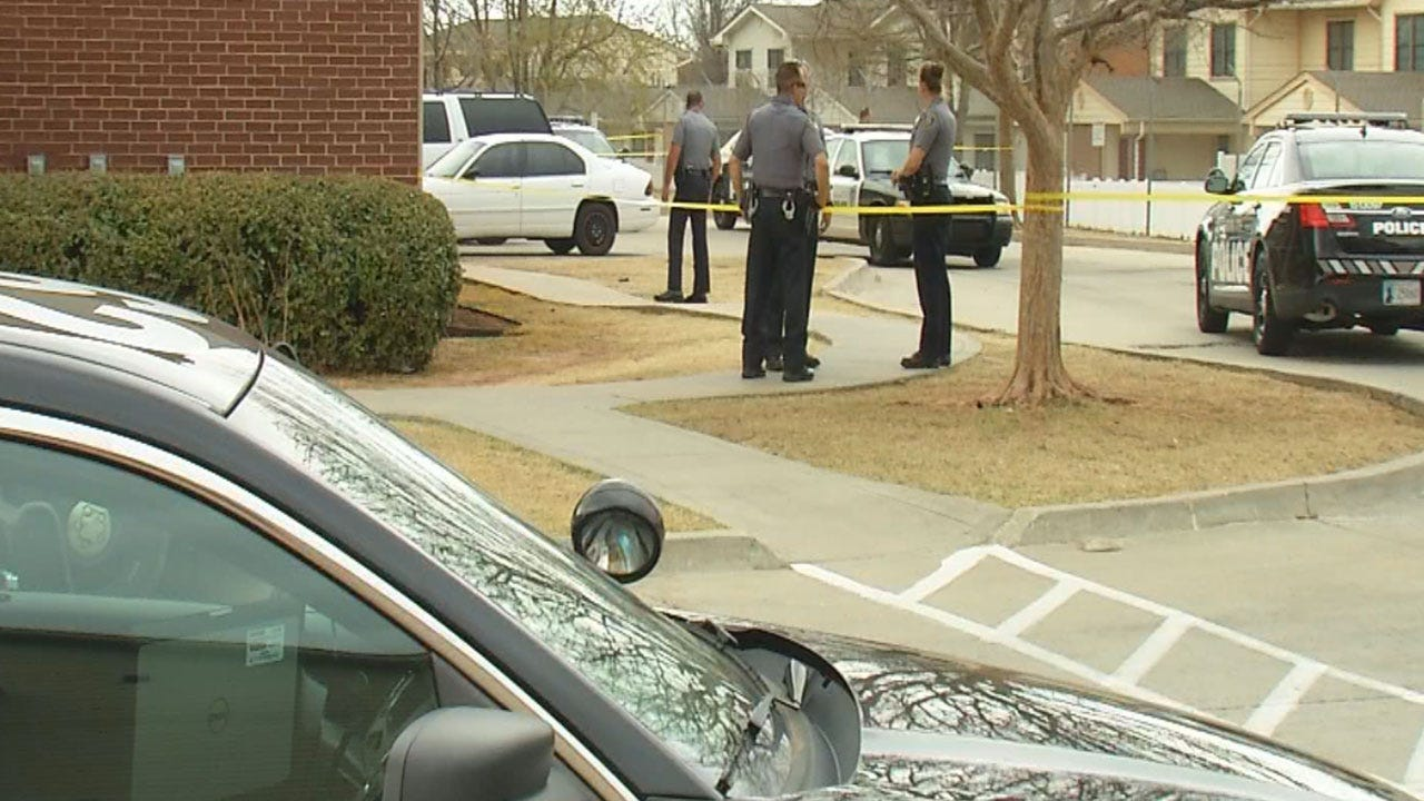 Police Identify Man Shot To Death At SE OKC Apartment Complex