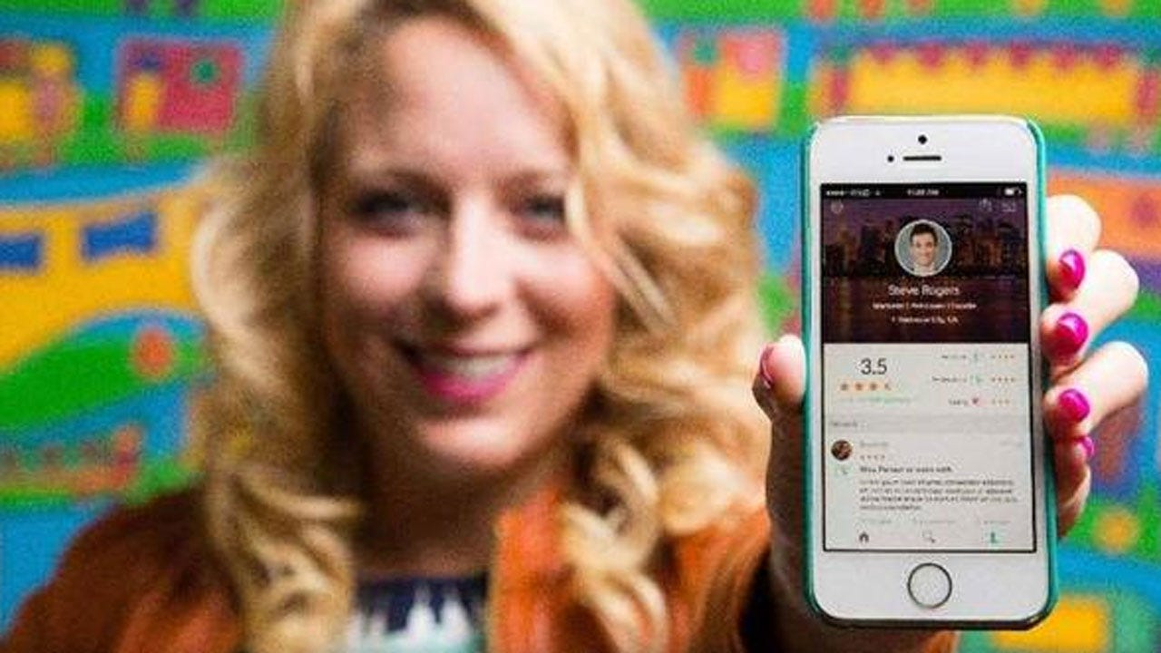 Peeple, The Notorious 'Yelp For People' App, Arrives