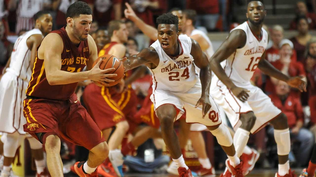 Big 12 Tourney: Sooners Set For Vigorous First Round Battle With Cyclones