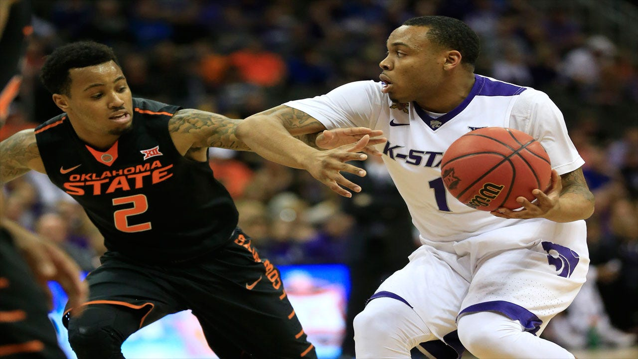 Cowboys' Comeback Falls Short In Big 12 Tourney Loss To K-State