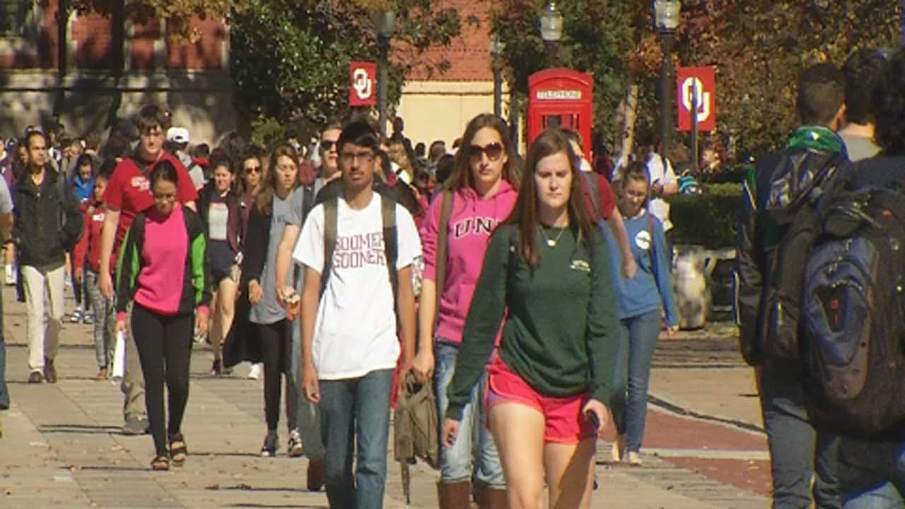 Open Records Request Shows Multiple Hazing Allegations On OU Campus